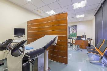 Fertility Clinic in Spain | Consultation & Examination suite | URE Centro Gutenberg